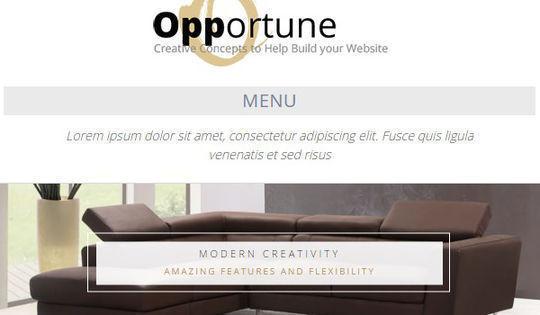 12 Free Small Business WordPress Themes 10