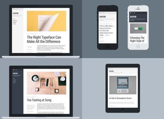 12 Free Small Business WordPress Themes 2