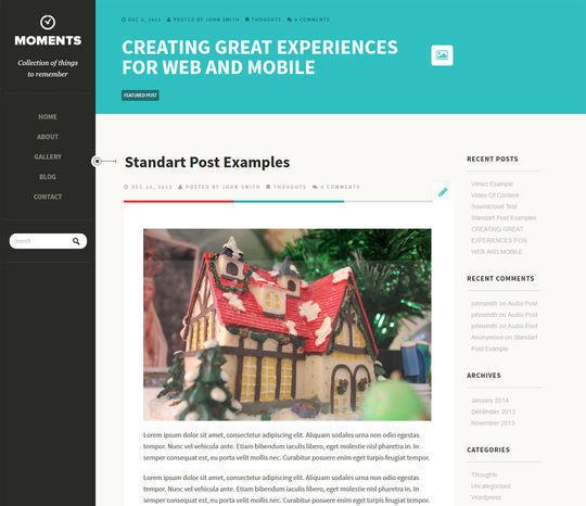 12 Free Small Business WordPress Themes 4