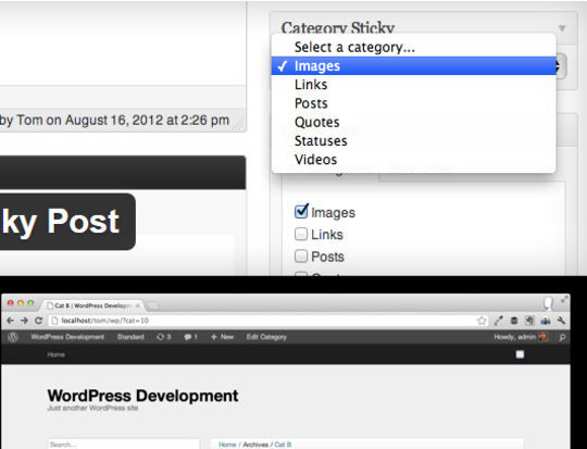 10 Free Category and Tag WordPress Plugins 1