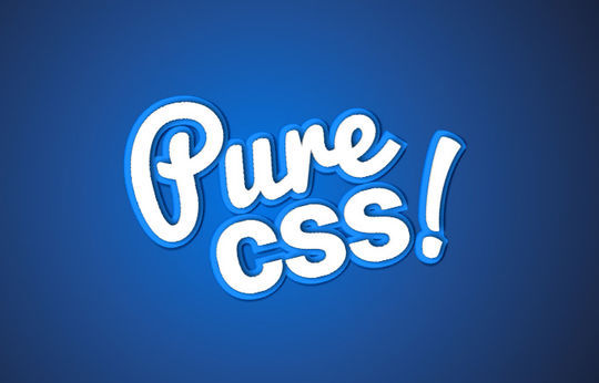 12 Amazing Text Effects Created With CSS 7
