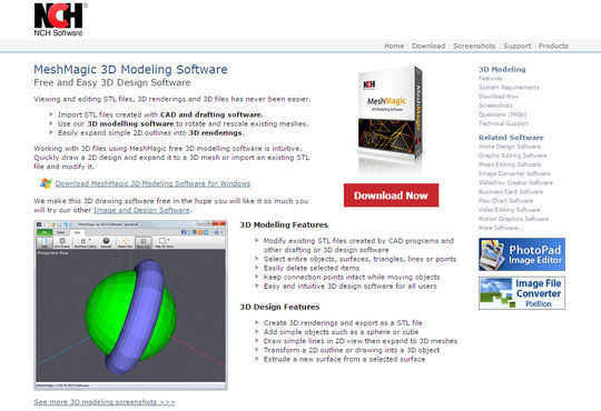 10 3D-Modeling Tools You Can Use For Free 8