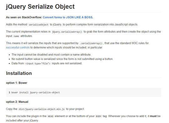 12 Helpful jQuery JSON Plugins 12