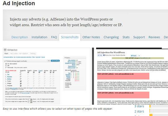 9 WordPress Advertising Plugins 4