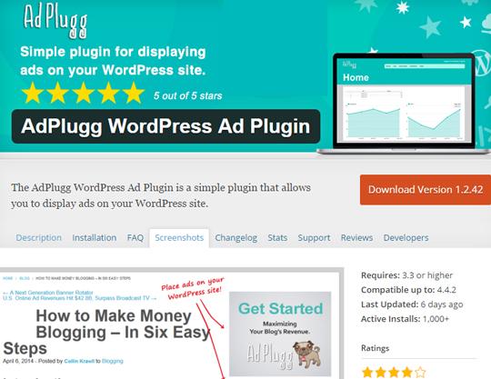 9 WordPress Advertising Plugins 5
