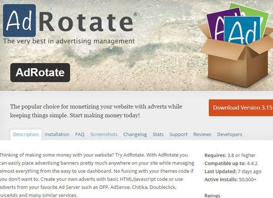 9 WordPress Advertising Plugins 16