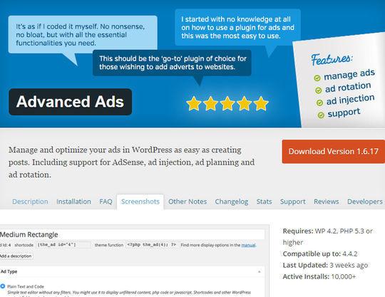 9 WordPress Advertising Plugins 9