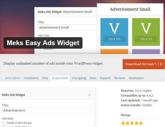 9 WordPress Advertising Plugins 10