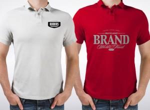 9 Free T-shirt & Clothing PSD MockUps