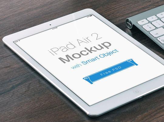 10 High Quality Apple Device Mockup PSDs 3