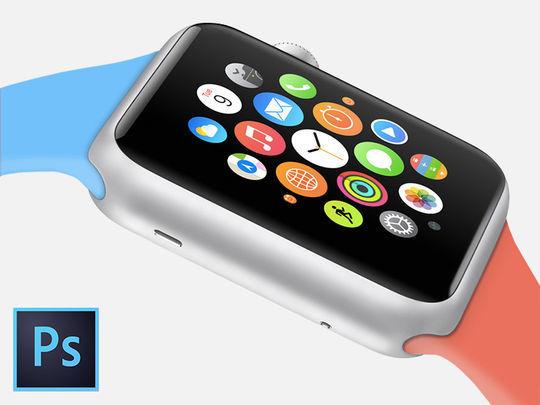 10 High Quality Apple Device Mockup PSDs 10