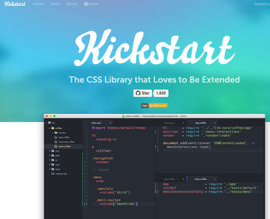8 Essential Bootstrap Tools For Web Designers 5