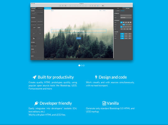 8 Essential Bootstrap Tools For Web Designers 8