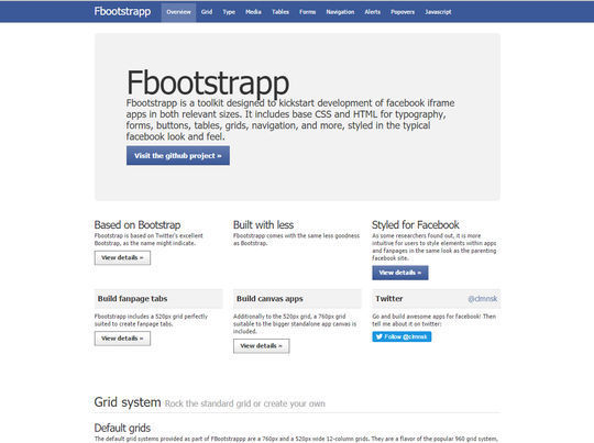8 Essential Bootstrap Tools For Web Designers 9