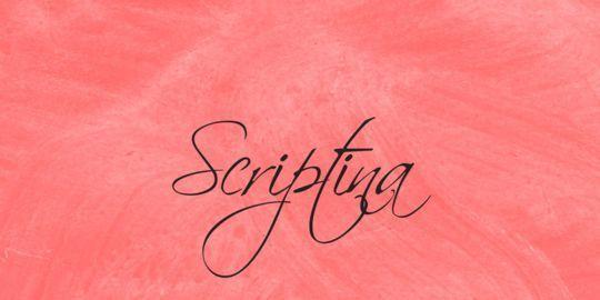 12 Beautiful Cursive & Handwritten Fonts To Download 3