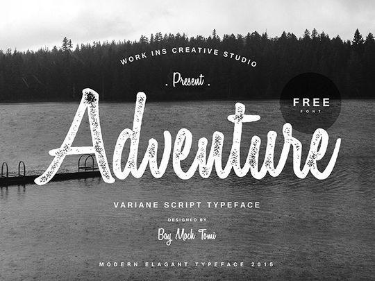 12 Beautiful Cursive & Handwritten Fonts To Download 231