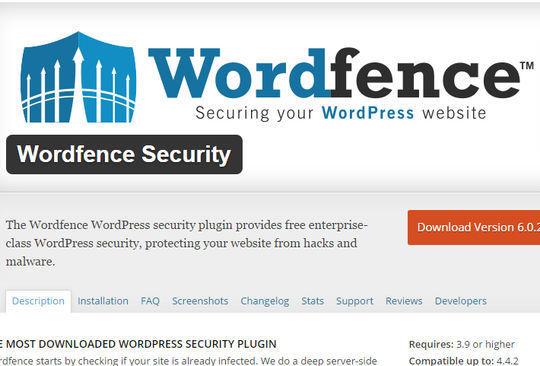 12 WordPress Plugins For Handling Malicious Code 8