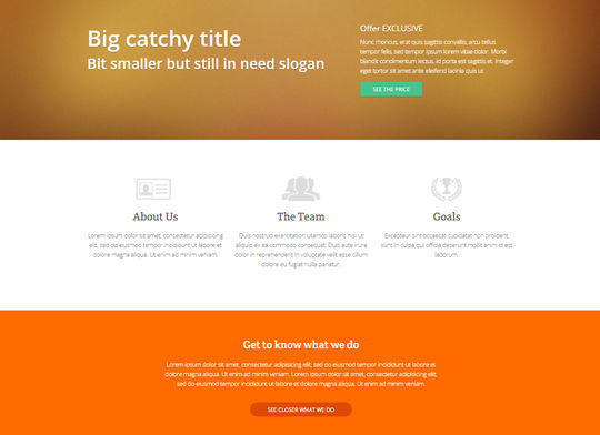 12 Business Website Templates For Your Next Projects 11