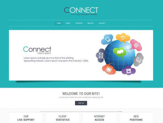 12 Business Website Templates For Your Next Projects 9