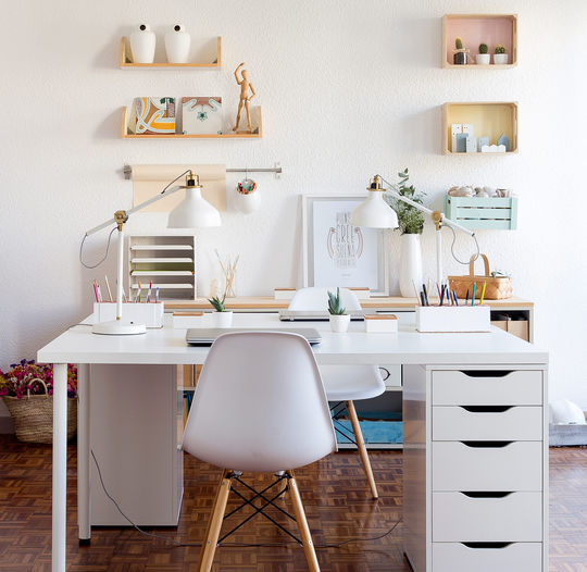 12 Creative Workspace Designs To Boost Productivity 3
