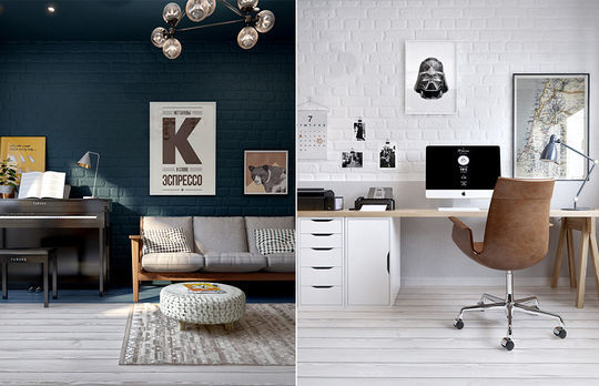12 Creative Workspace Designs To Boost Productivity 9