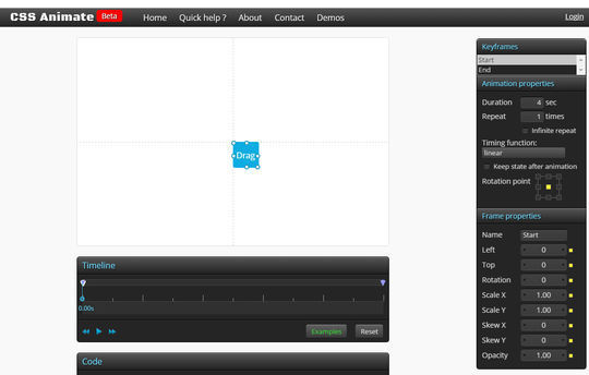 10 CSS3 Animation Scripts For Your Next Projects 11