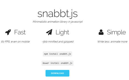 10 CSS3 Animation Scripts For Your Next Projects 5