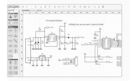 10 Free PCB Design Software 7