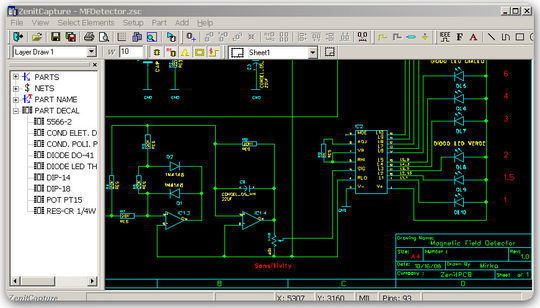10 Free PCB Design Software 9