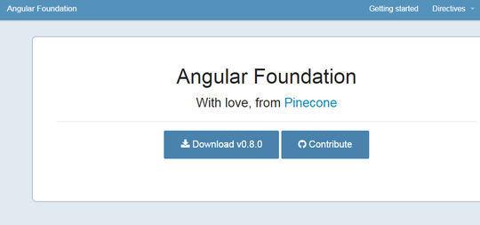 10 Best AnglularJS Frameworks For Developers 8