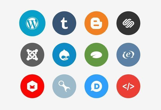 10 Free Creative Sets Of Flat Design Icons 10