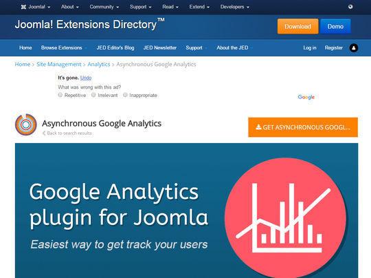 9 Best Joomla Extensions & Plugins For Web Developers 208