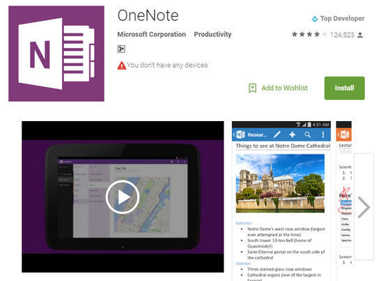 10 Free Note-Taking Apps For Smartphones 10