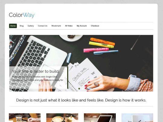 14 Free Responsive WordPress Themes 148