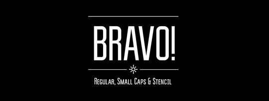 12 Best Free Stencil Fonts For Designers 8