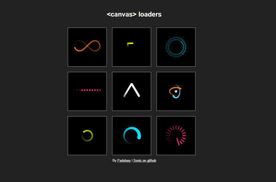 8 Free CSS-SVG Loaders and Spinners 2