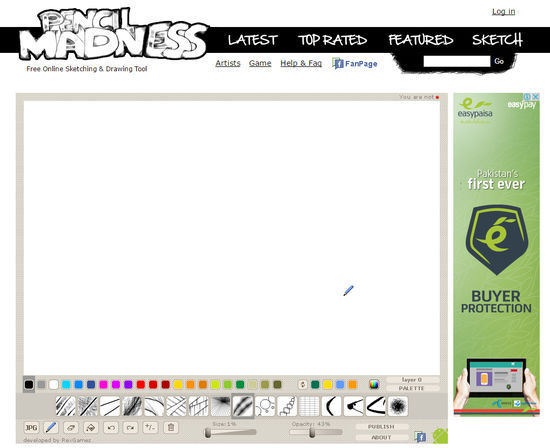 8 Free Web Tools To Boost Your Drawing Skills 5