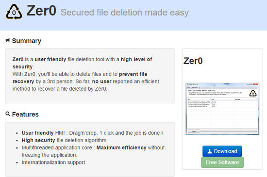 10 Free Softwares To Delete Files Permanently 10