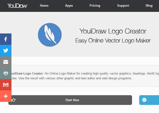 12 Easy To Use Logo Creator Tools For Freelancers & Non-Designers 5
