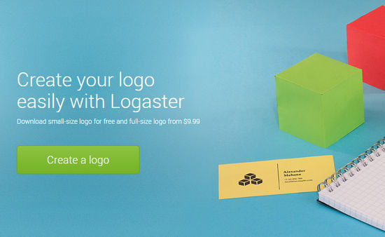 12 Easy To Use Logo Creator Tools For Freelancers & Non-Designers 7