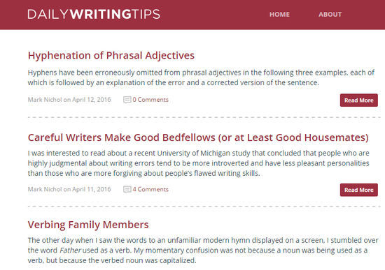 10 Writing Tools For Bloggers & Content Writers 10