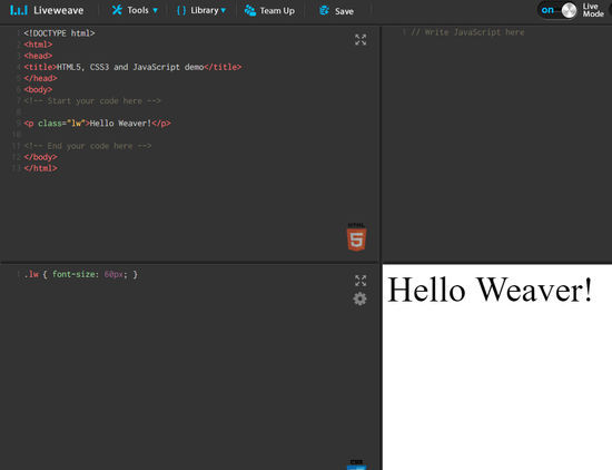 8 Coding Playgrounds For Developers 9