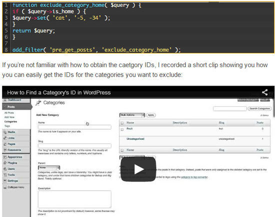 10 Indispensable Code Snippets For Your Functions.php 5