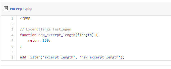 10 Indispensable Code Snippets For Your Functions.php 9