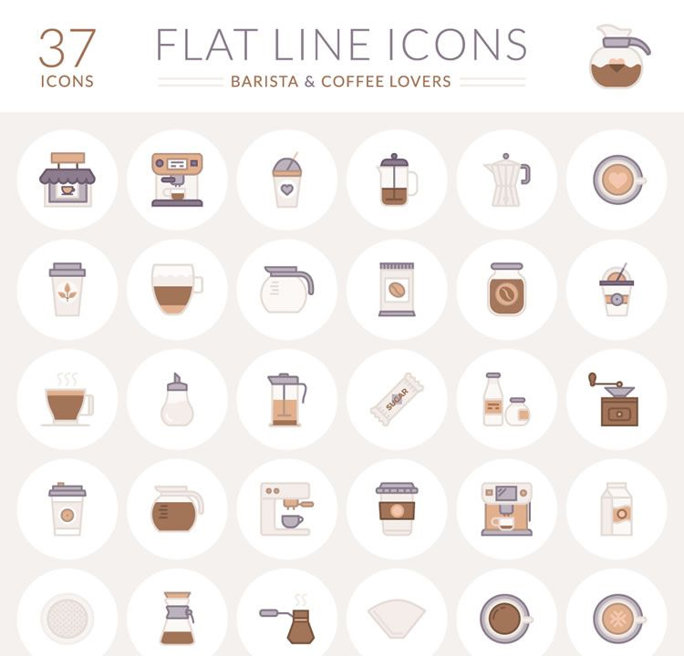 13 Fresh Icon Designs For Inspiration 2