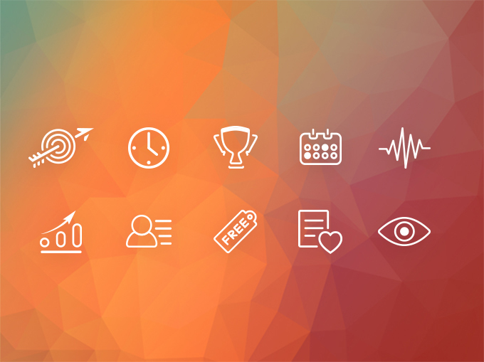 13 Fresh Icon Designs For Inspiration 13