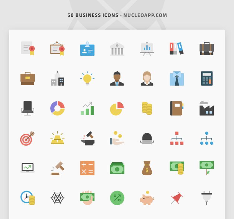13 Fresh Icon Designs For Inspiration 8