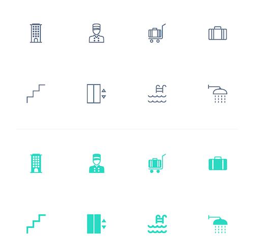 13 Fresh Icon Designs For Inspiration 5