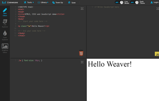 7 (More) Coding Playgrounds For Web Developers 2