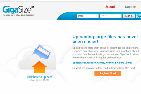 Best Free Programs & Online Services For Sending And Sharing Large Files 6
